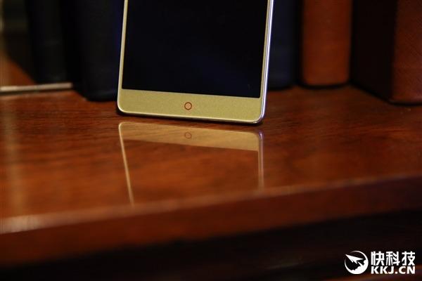 ZTE Nubia X8 apare într-o serie de imagini cu corp metalic auriu şi scanner de amprente; Avem şi un teaser pentru lansare