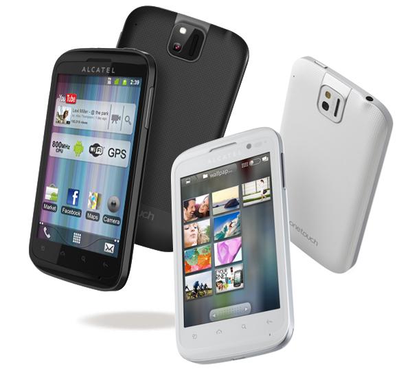 Alcatel OT-991 vs Huawei Ascend G300 - războiul telefoanelor Android ieftine În generația 2012
