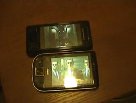 Performanta video a lui Sony Ericsson Xperia, comparata cu cea a lui Asus P565