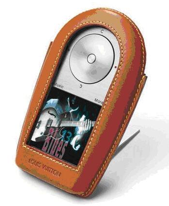 Husa de piele Louis Vuitton pentru telefonul Samsung Symphony/Serenata F310