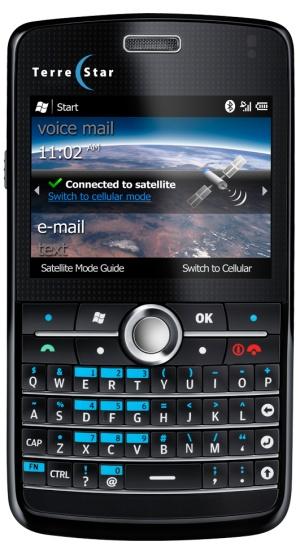 Telefonul conectat la satelit, disponibil acum pentru mase