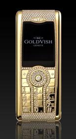 Telefoane aur de la GoldVish in noul magazin din Elvetia