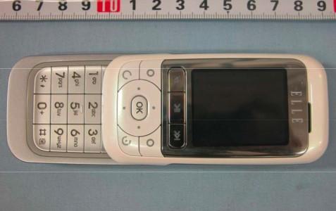 Telefonul fashion Elle trecut prin testele FCC