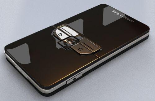 Conceptul de telefon de la Sony Ericsson ne lasă salivând