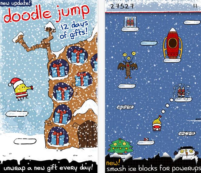 Doodle Jump Review (Allview V1 Viper e): un joc extrem de simplu, dar și un clasic instant (Video)