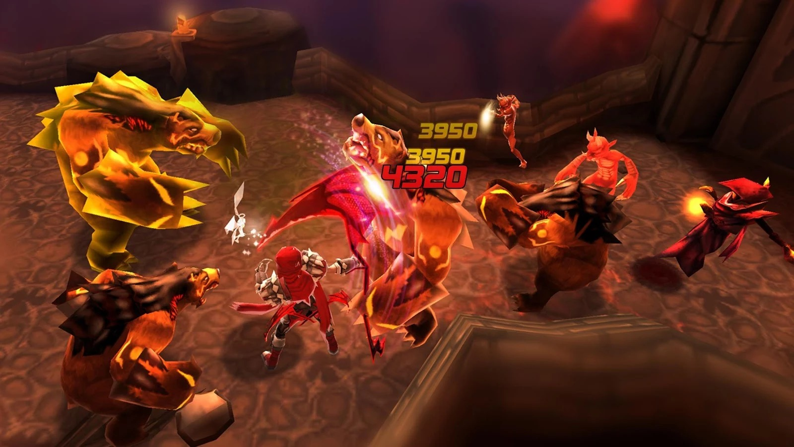 Blade Warrior Review (Allview Viva Q10 Pro): hack and slash cu elemente de RPG şi control prost implementat (Video)
