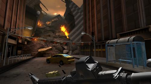 Godzilla Strike Zone