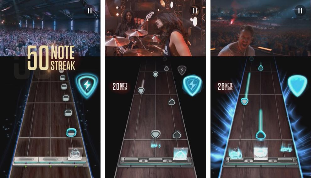Guitar Hero Live lansat pe iOS, are asociat un joystick chitară opţional de 100 de dolari (Video)