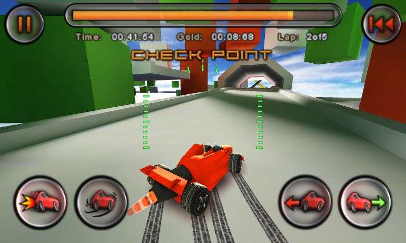 Jet Car Stunts 2 Review