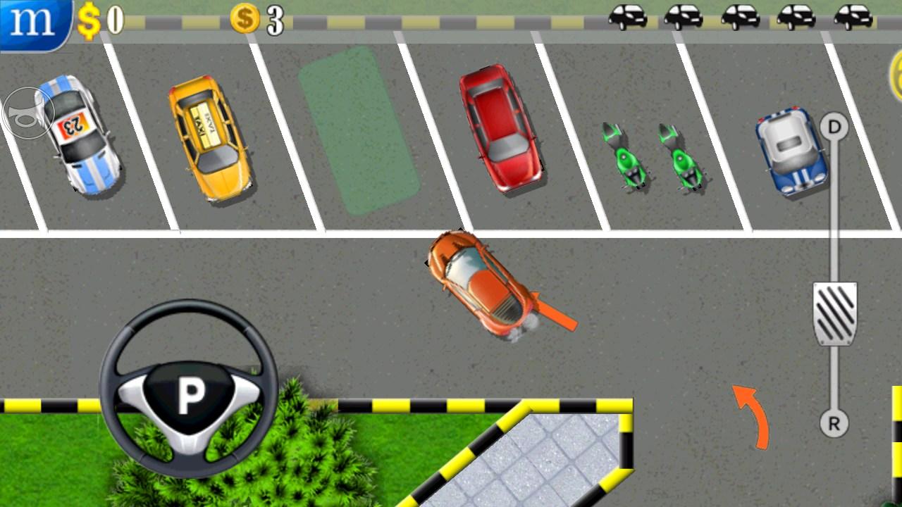 Parking Mania Review (Sony Xperia M5): un joc frustrant de reflexe şi îndemânare, necesită multă răbdare (Video)