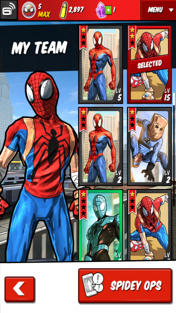 Spider-man Unlimited Review