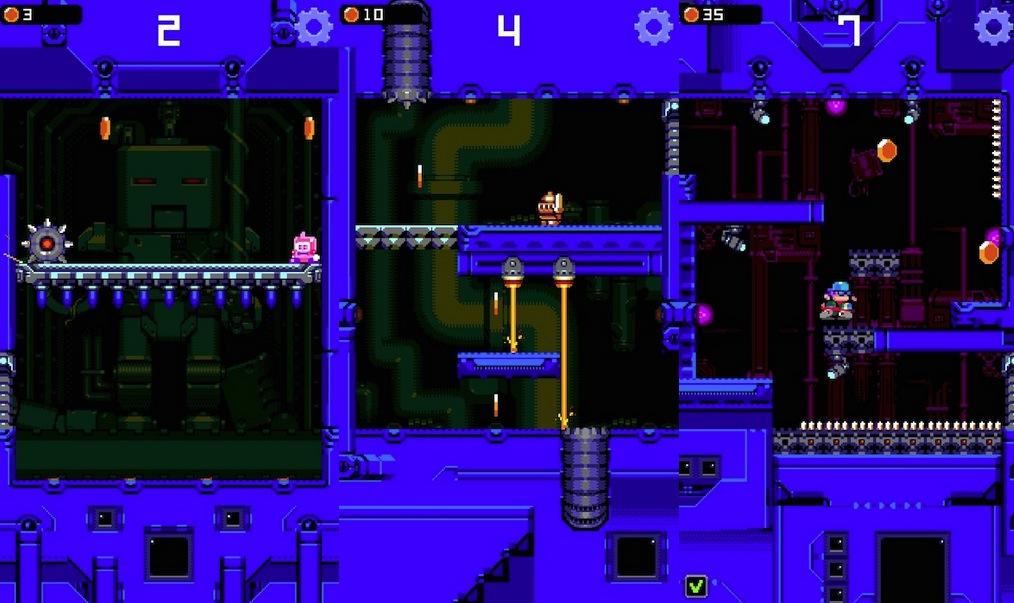 Platform Panic Review (Chuwi Vi8): joc casual cu nivele imprevizibile, grafică 16 bit (Video)