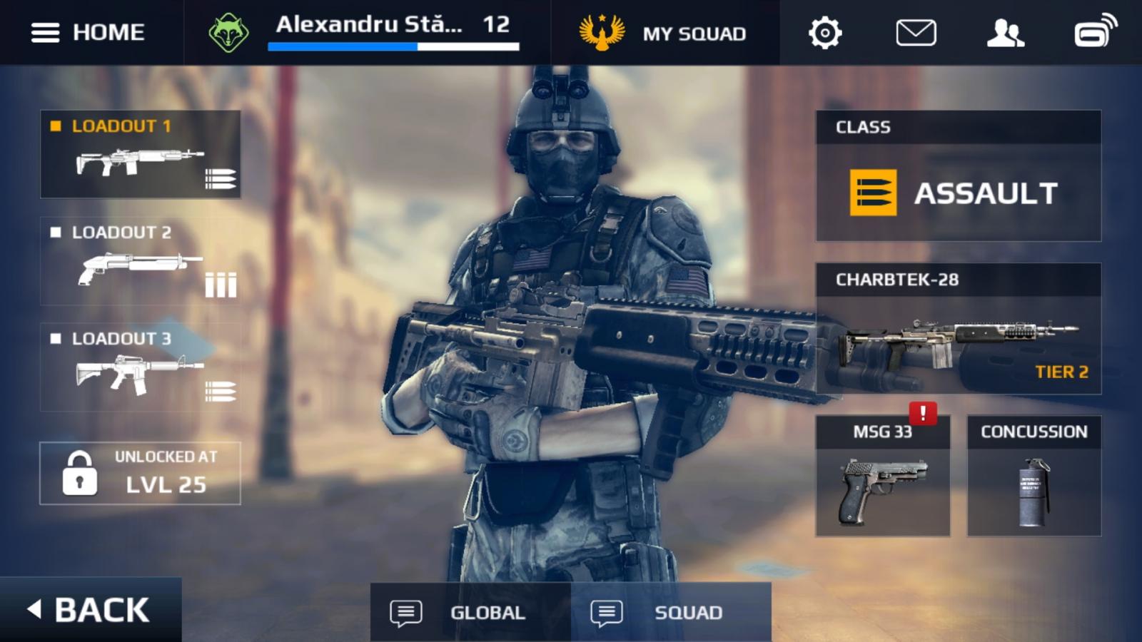 Modern combat 5 blackout review oneplus one un fps for Combat portent 2014 review
