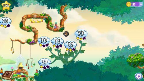 Angry Birds Stella Review (Samsung Galaxy S4): Rovio devine lacomă, ne pune să adunăm monede și să așteptăm pentru gameplay (Video)