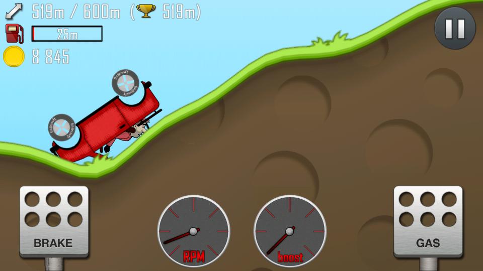Hill Climb Racing Review (Evolio Neos): un joc arcade old school, cu o fizică deloc rea (Video)