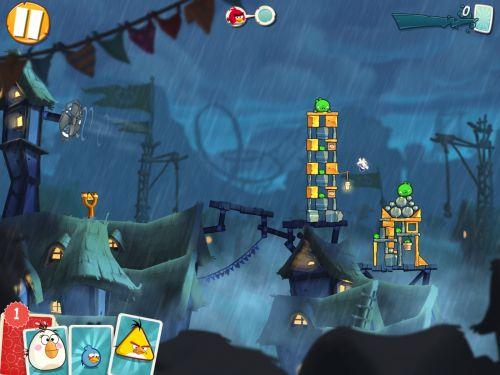 Angry Birds 2 Review (Nokia N1): cantitatea mare de nivele nu înseamnă şi calitate; Vieţile strică plăcerea jocului! (Video)