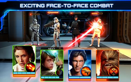 Star Wars Assault Team review (ASUS VivoTab Note 8)
