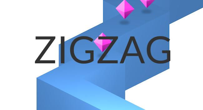 ZigZag Review (Allview E3 Sign): fundal de Skyward şi încă un joc simplu şi one tap de la Ketchapp (Video)