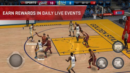 NBA Live Mobile Review (Samsung Galaxy A7 2016): cel mai distractiv simulator sportiv de pe mobil (Video)