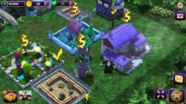 Hotel Transylvania 2 Review (ASUS ZenPad S 8.0): un joc copilăros şi colorat, dar plin de timere (Video)