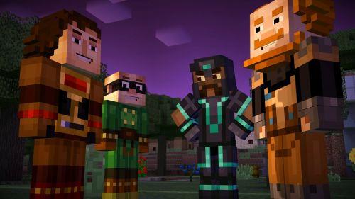 Minecraft Story Mode Review (OnePlus 2): un titlu Minecraft atipic, cu acţiune rapidă, dar prea puţin umor marca Telltale (Video)