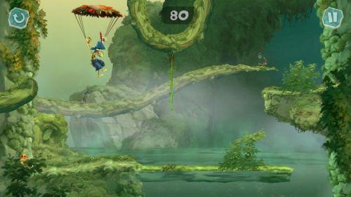 Rayman Adventures Review (Sony Xperia Z5 Premium): platformerul clasic primeşte şi conceptul de sidekickuri şi 2 mini jocuri (Video)