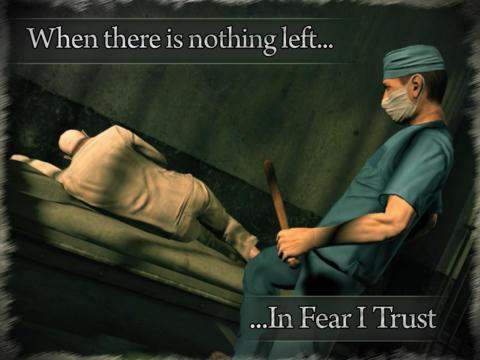 In Fear I Trust review (iPad Mini): un joc horror din gena lui Outlast și Silent Hill, dar sub ele (Video)