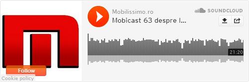 Mobicast 63: Podcast Mobilissimo.ro despre lansarea lui Huawei P8, telefoane LeTV, jocuri noi Halo pe mobil (Video)