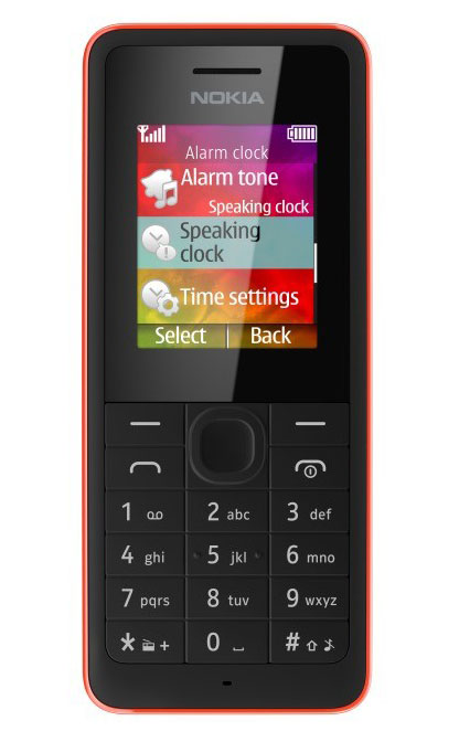 Nokia 107 Dual SIM