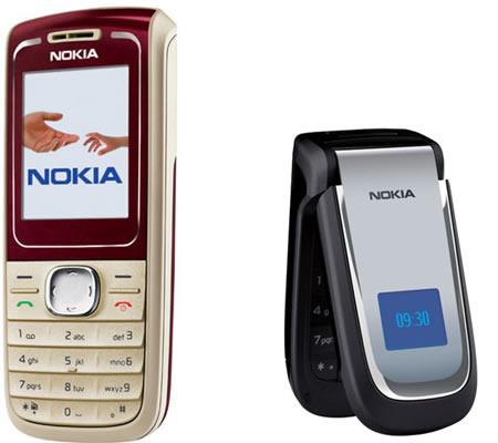 Nokia 1650 si 2660