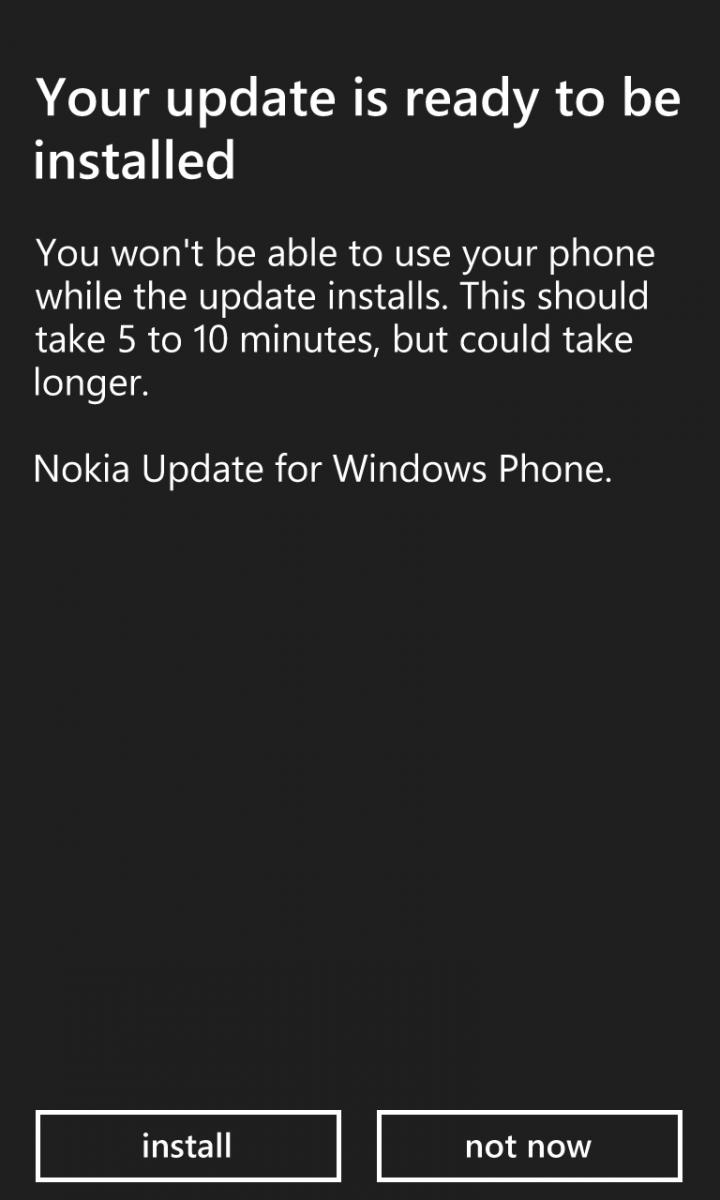 Nokia Lumia 925 versiunea Vodafone România, tocmai a primit actualizarea!