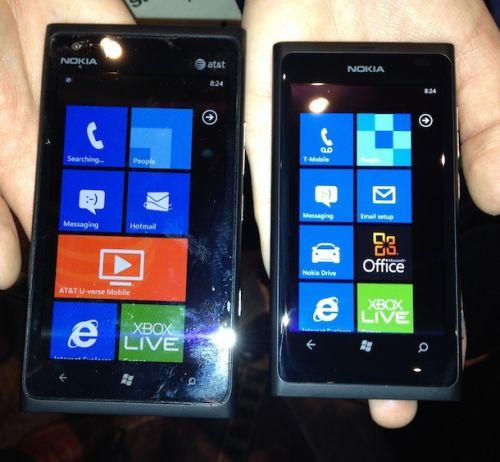 Nokia MWC 2012