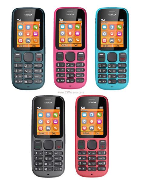 Noutăți din segmentul low-end: Nokia 100 și 101, single și dual SIM la preț redus! (Video)