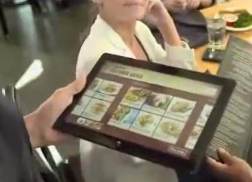 Tableta Lumia cu Windows 8