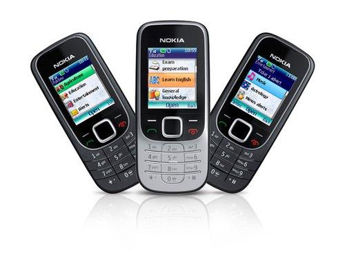 Nokia 2320 classic, Nokia 2323 classic si Nokia 2330 classic