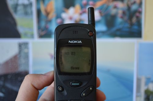 RETROreview Nokia 3110