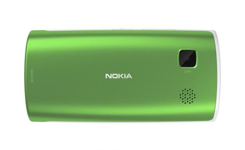 Nokia 500, primul terminal Symbian cu procesor de 1GHz e acum oficial, la prețul de 150 de euro