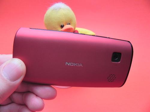 Nokia 500 spate