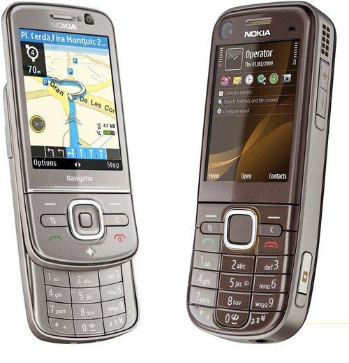 Nokia anunta 2 noi telefoane din seria Navigator: 6710 si 6720 classic