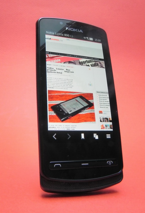 Browser Nokia 700