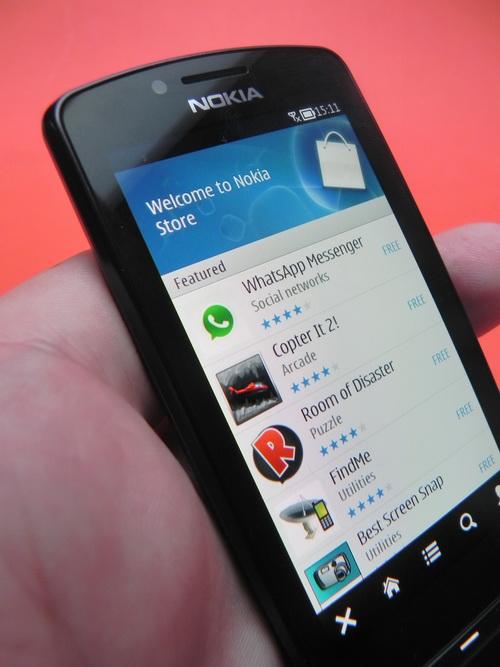Ecran Nokia 700