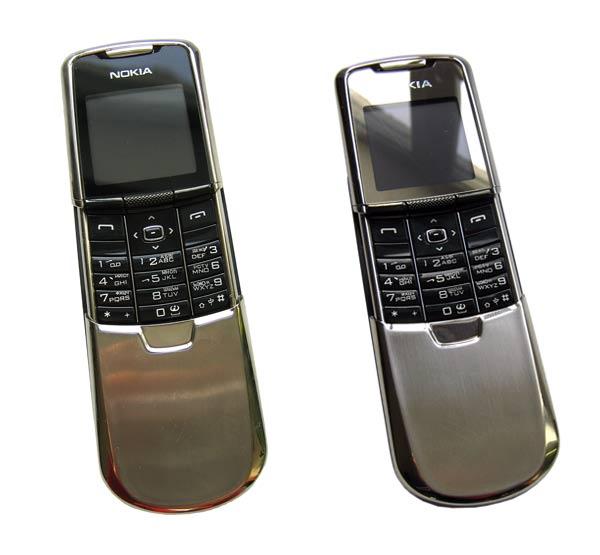 Nokia 8800 - telefon chinezesc