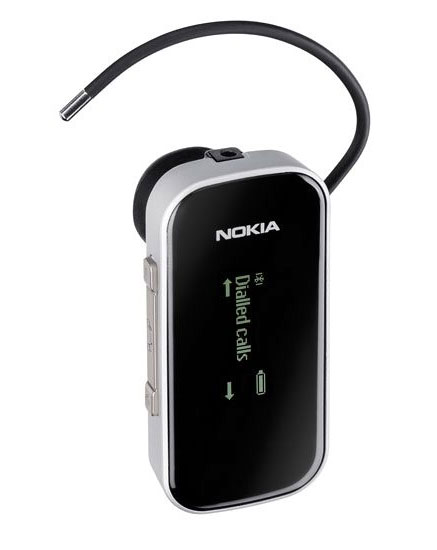 Nokia Bluetooth Headset BH-902