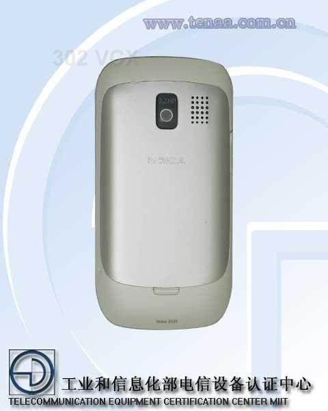 Nokia 302 ajunge pe web in imagini, inca un model Asha?