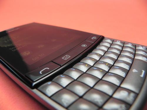 Nokia Asha 303 - tastatura qwerty