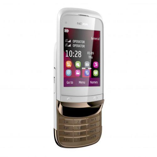 Nokia prezintă 3 telefoane cu preț accesibil, funcții atractive: Nokia C2-02, Nokia C2-03, Nokia C2-06