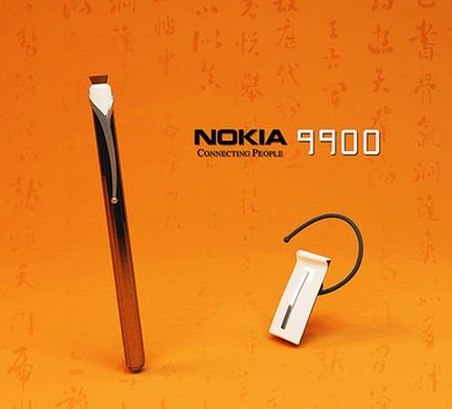 Nokia 9900 concept