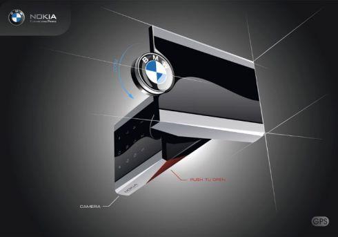 Nokia BMW concept