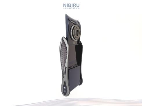 Nokia Nibiru concept