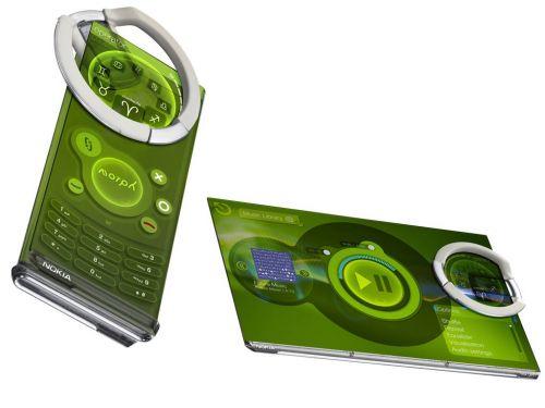 Așa arată telefoanele Nokia din 2012... văzute În 2008